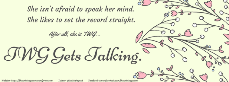 Twg gets talking