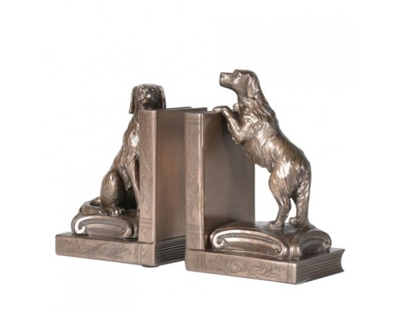 spaniel_dogs_bookends